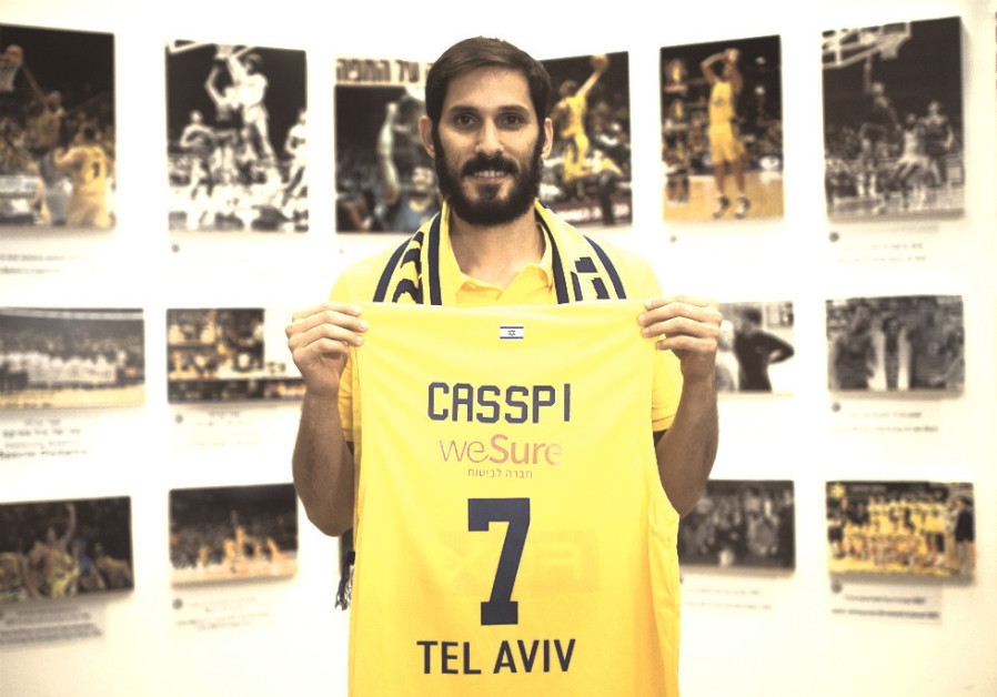 AFTER 10 years in the NBA, Israeli forward Omri Casspi returned to his roots yesterday, signing a th