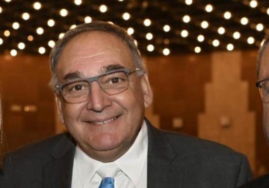 Hadassah Medical Center director-general Prof. Zeev Rotstein