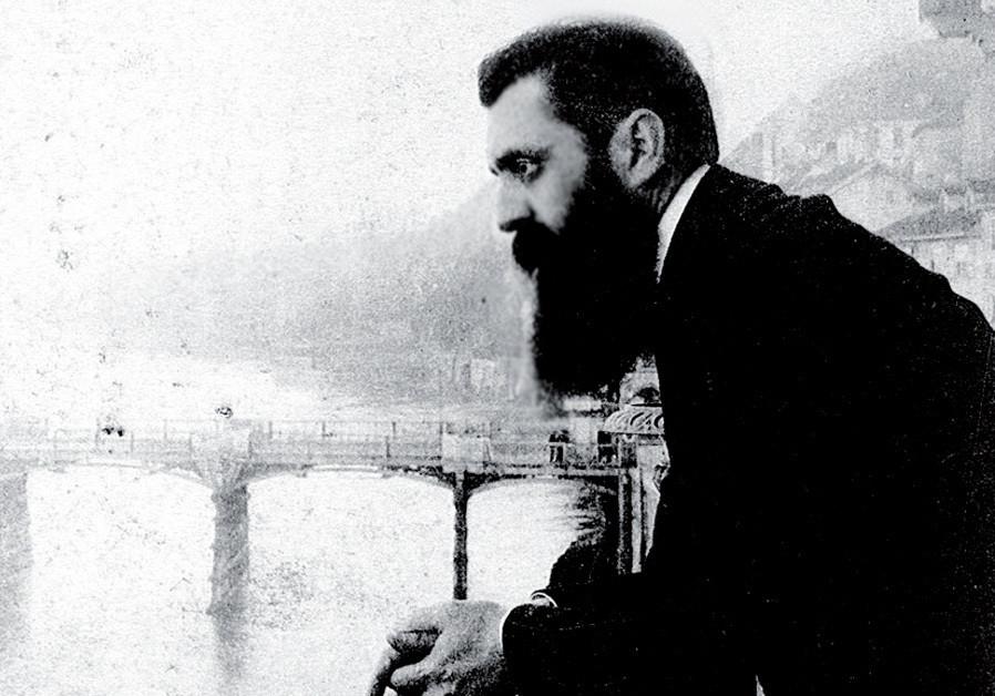 Bringing Herzl home