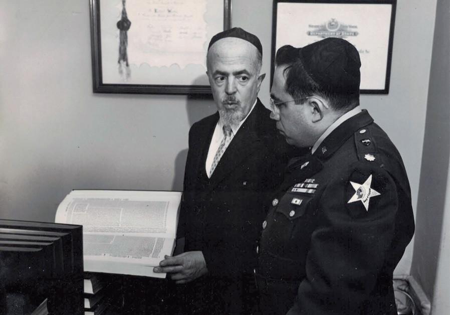 Meet the rabbi who led Yom Kippur services in Saddam Hussein's palace