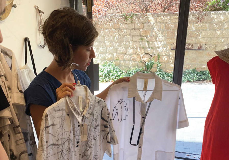 Fashion is 'in the air' in Jerusalem