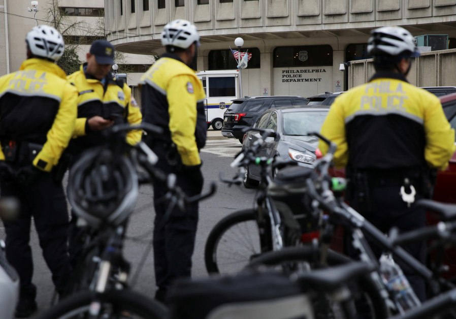 Philadelphia shooter surrendered and was taken into custody