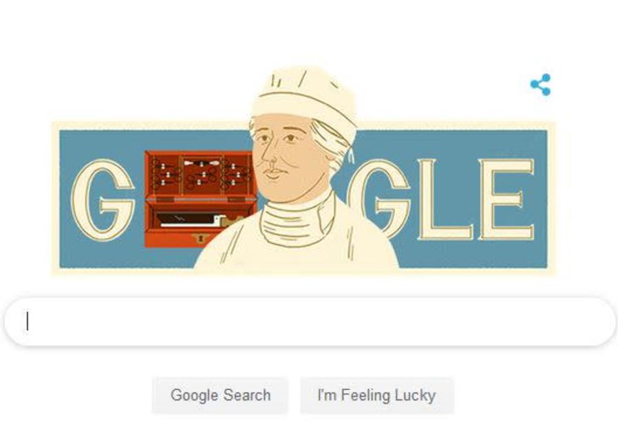 Google Doodle honors Louisa Aldrich-Blake, among first female surgeons