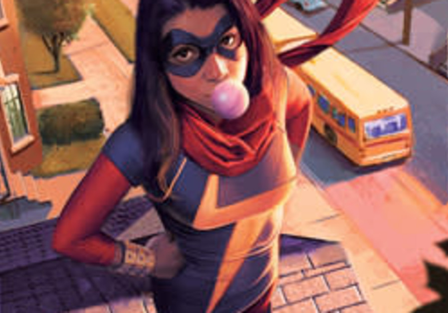 A spotlight on Muslim superheroes and the people who write
