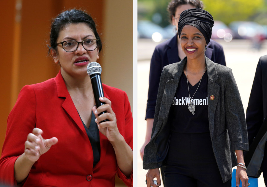 This is what Ilhan Omar and Rashida Tlaib's trip would have looked like