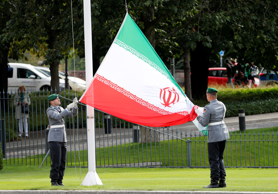 Germany slammed for honoring 'barbaric' Iranian regime ambassador