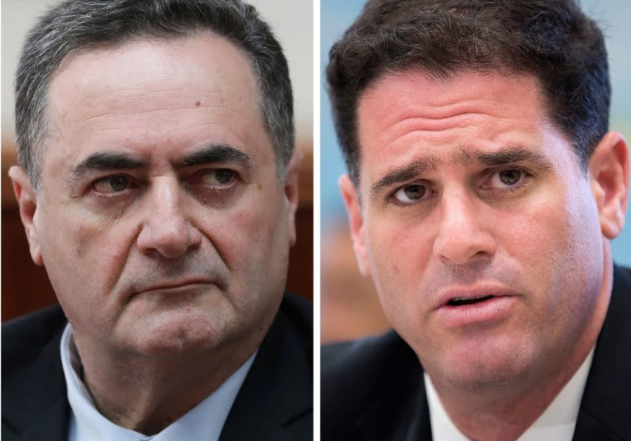 What's behind Israel Katz's rare criticism of Ron Dermer?
