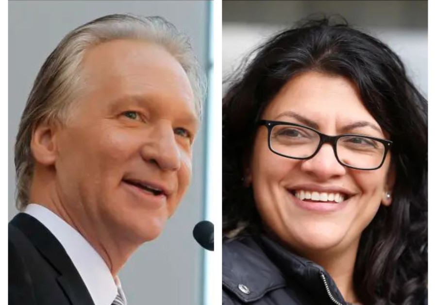 Tlaib calls for boycott of Bill Maher show after he slams BDS