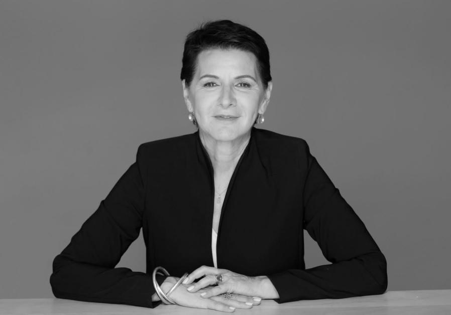 Gusti Yehoshua-Braverman, chairwoman of the World Zionist Organization's Department for Diaspora Aff