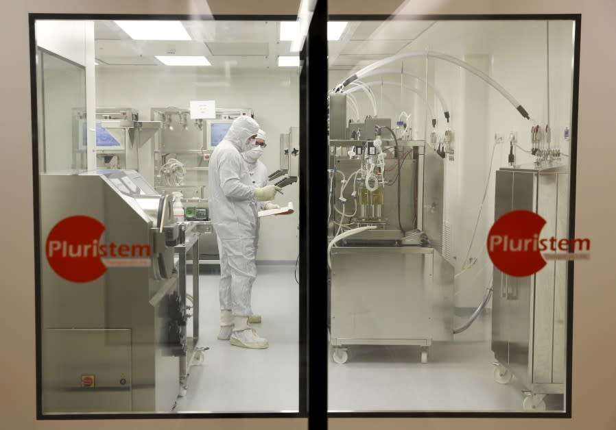 Israeli cell therapy company offers solution after failed Russian experiment