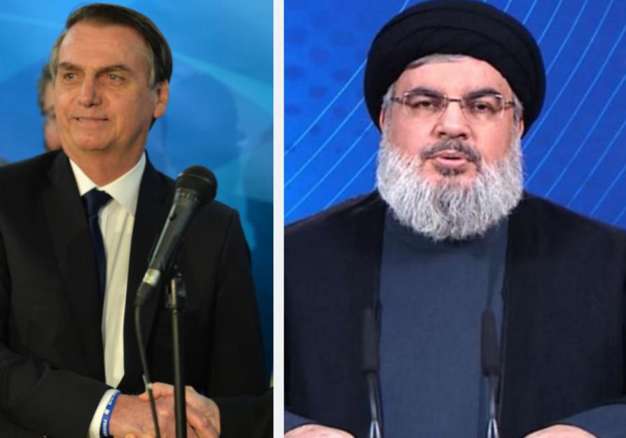 Paraguai rotula Hezbollah um grupo terrorista, o Brasil pode seguir