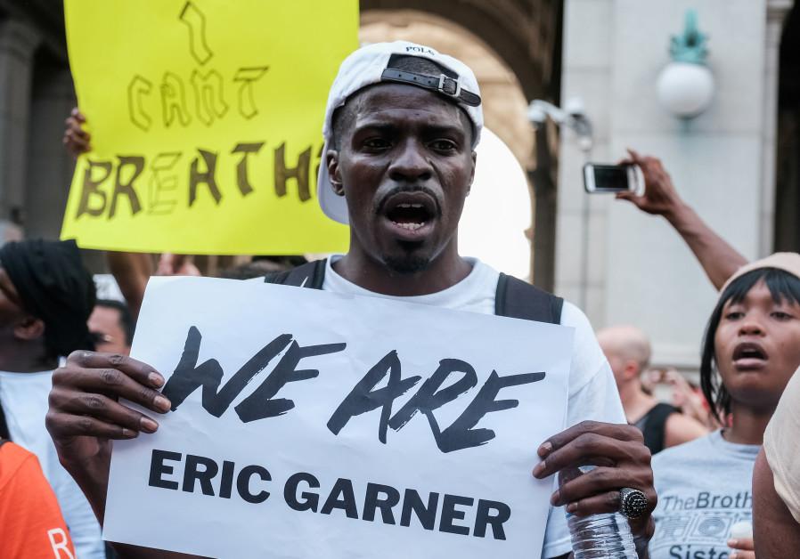 New York police officer fired for deadly 2014 chokehold on Eric Garner