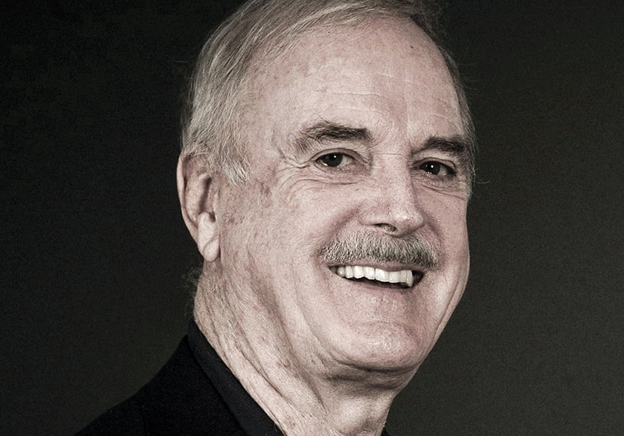 The unclassifiable John Cleese is coming to Tel Aviv