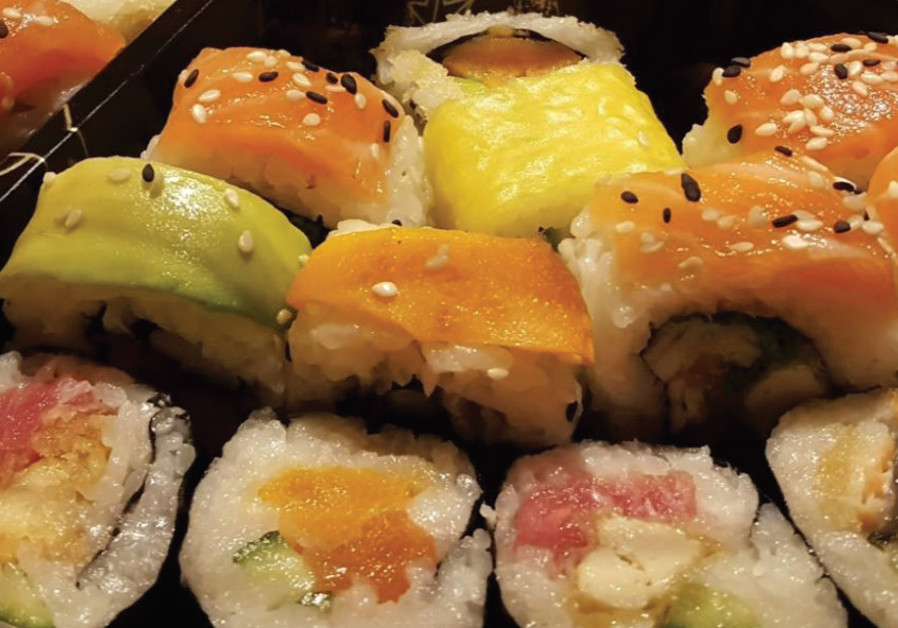 Is sushi the perfect food?