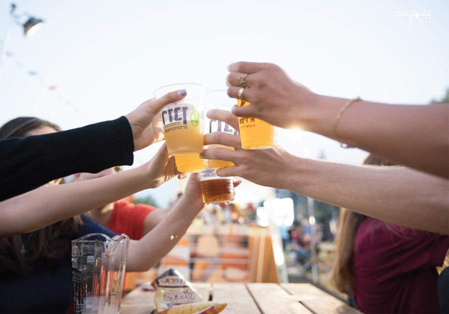 Make the Jerusalem Beer Festival your first
