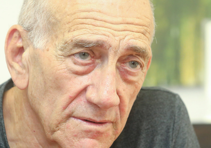 EHUD OLMERT, the former prime minister who oversaw the 2006 Second Lebanon War: 'Had [Hezbollah secretary-general Hassan Nasrallah] known even 1% of my reaction to the ambush, he wouldn't have done it.' (Credit: MARC ISRAEL SELLEM)