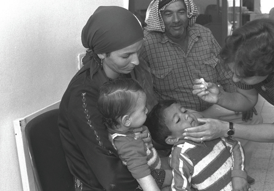 Myths and facts about vaccines, measles and religion in Israel