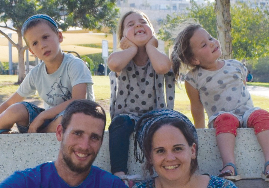 BEN-AVRAHAM, who lives in the Binyamin Reigion and has a family of her own, hopes to convince other women to serve as surrogates. (Credit: Courtesy)