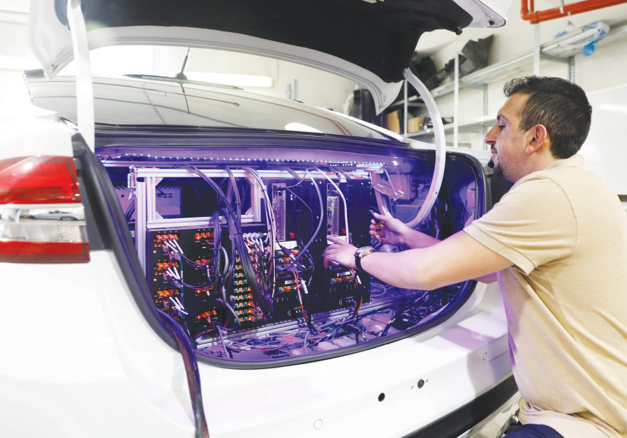 Why Israel is automotive tech's global engine