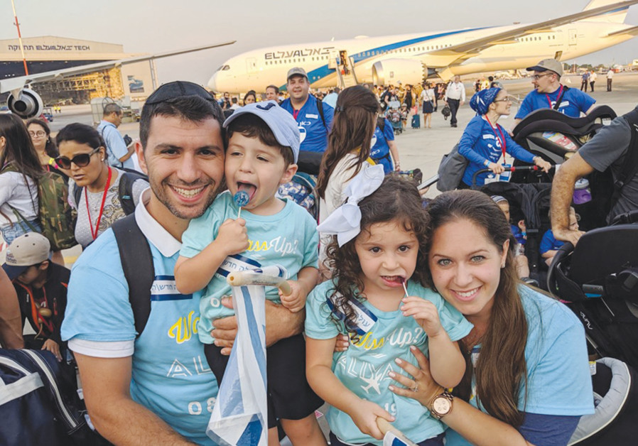 Diaspora Affairs: Making aliyah again 5 years later - What's changed?