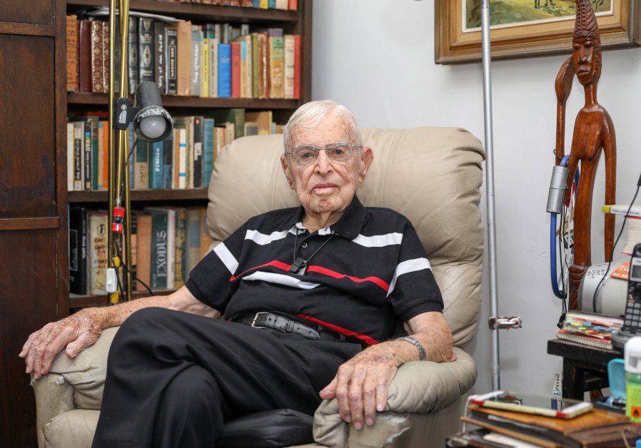 90 years later, last-known Jewish survivor recalls Hebron massacre