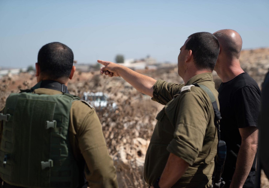 IDF searches for terrorist responsible for the death of a 17-year-old Israeli.