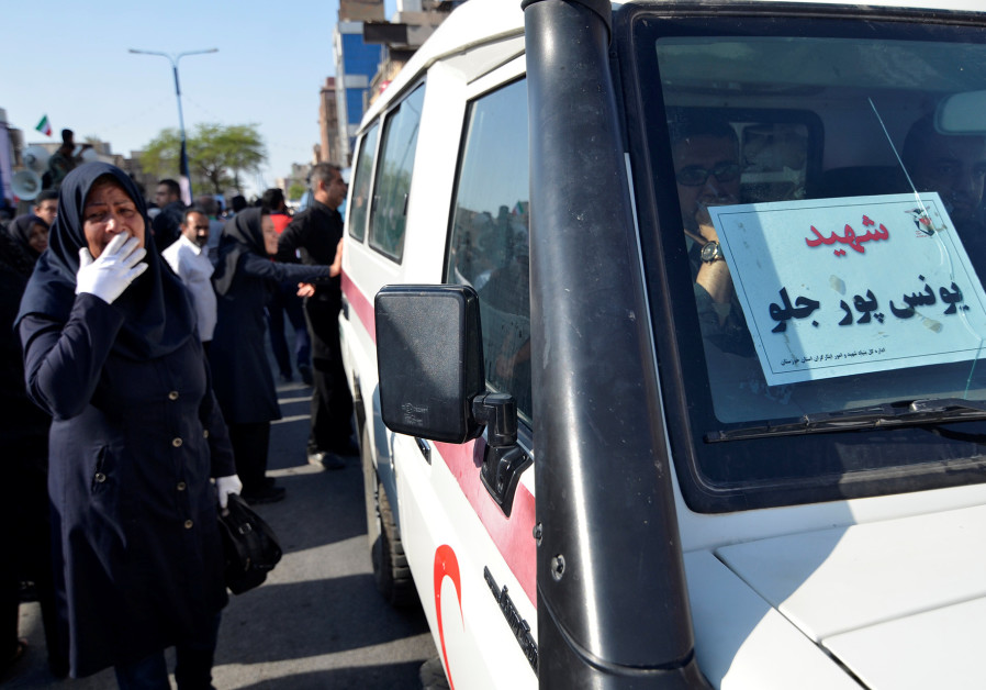Iran celebrities 'using ambulances to skip Tehran traffic jams'