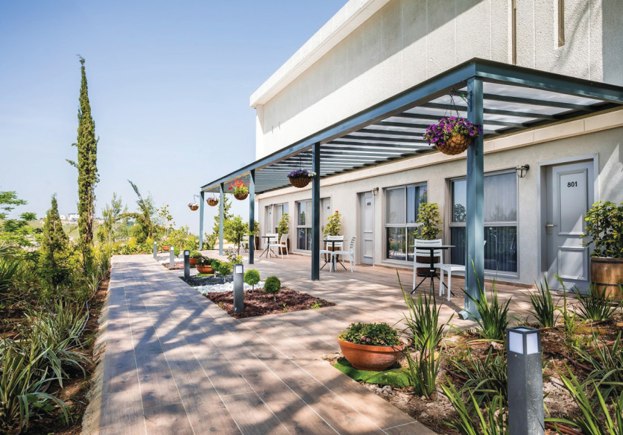 THE HACIENDA FOREST View Hotel in the Galilee – gorgeous views and green forests.