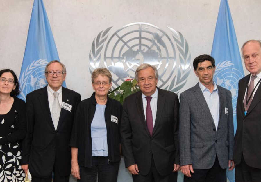 UN chief calls for the release of captive Israeli soldiers held by Hamas