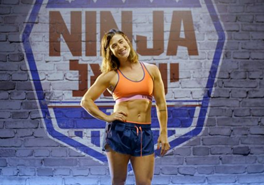 First woman advances to Ninja Israel semifinals
