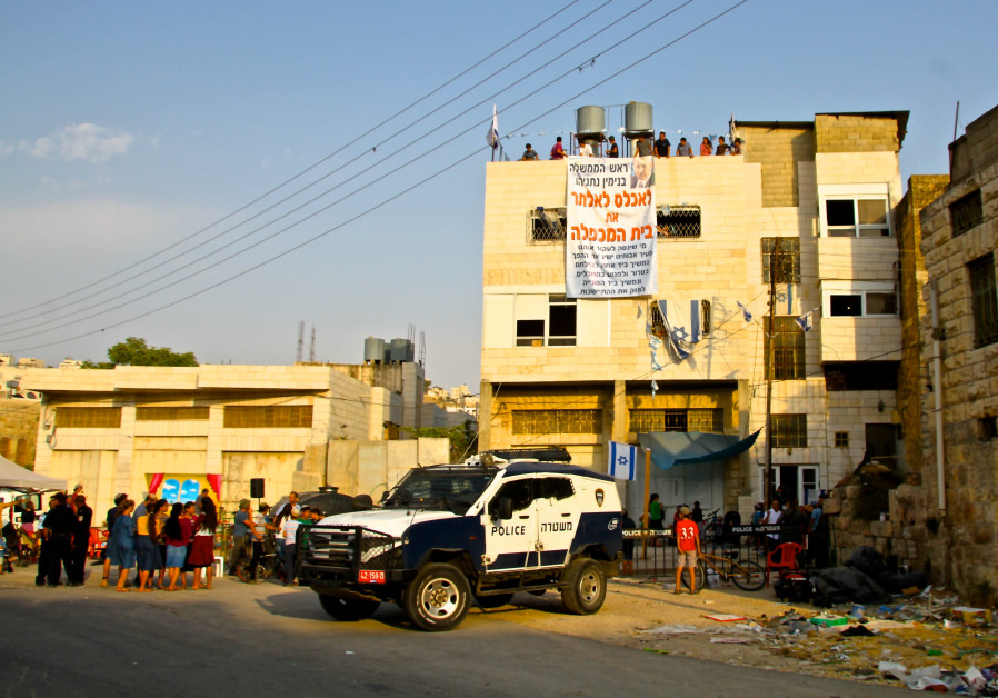 Ahead of election, settlers claim to Hebron's Beit HaMachpela strengthened