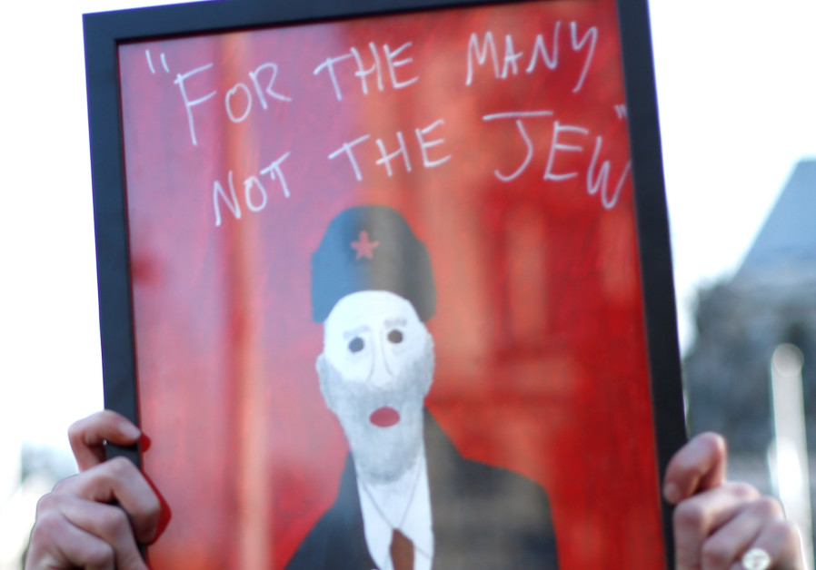 Is antisemitism a psychological disease?