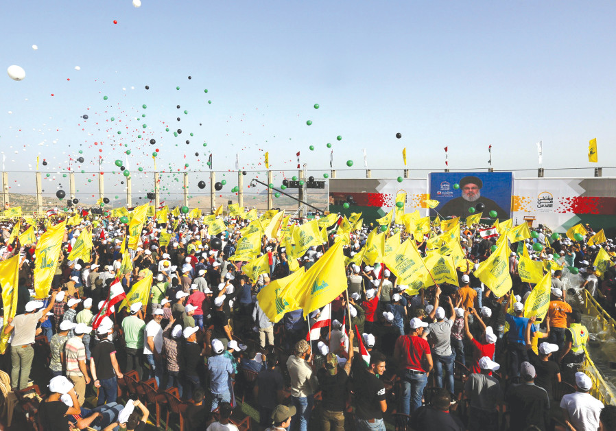 The call to brand Hezbollah