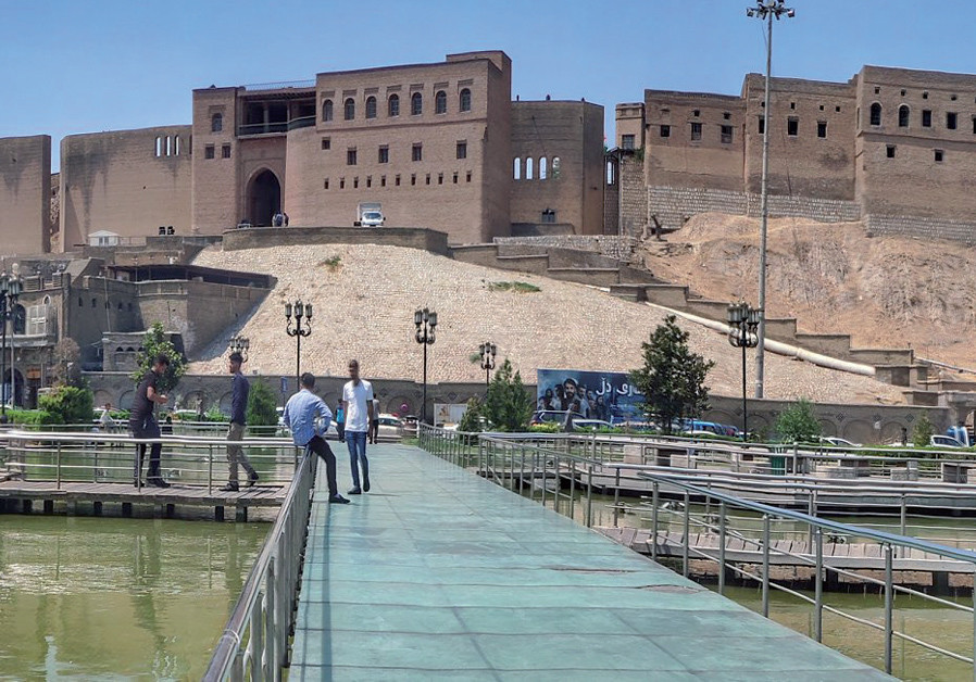 As it is today: Discovering the Fertile Crescent in Iraq