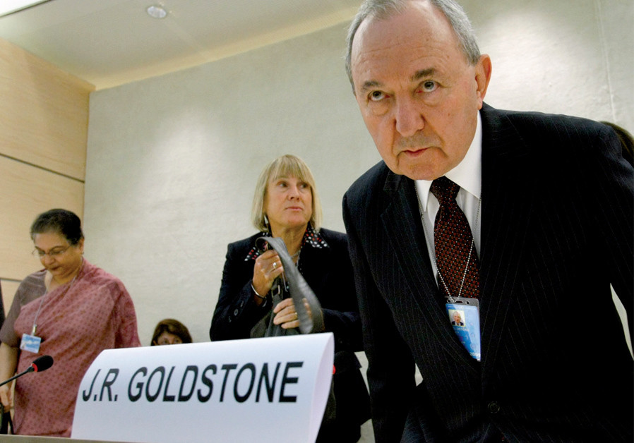 Book review: The trials – and tribulations – of Judge Richard Goldstone