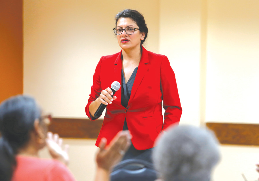 Rashida Tlaib calls for impeachment of Donald Trump