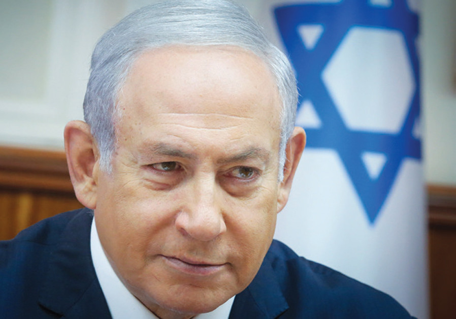 Benjamin Netanyahu with special message for Magazine readers