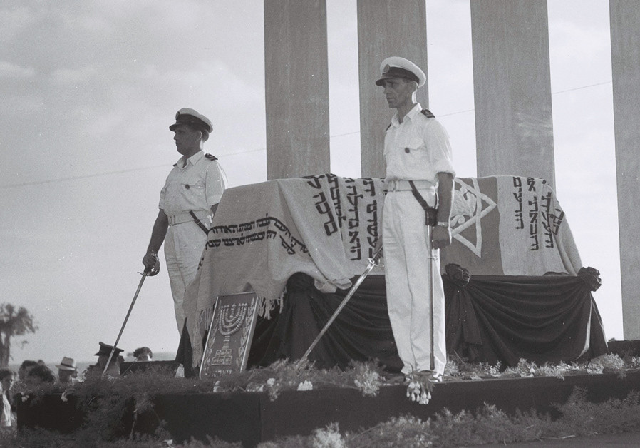 On the 70th anniversary of Mount Herzl – the national temple