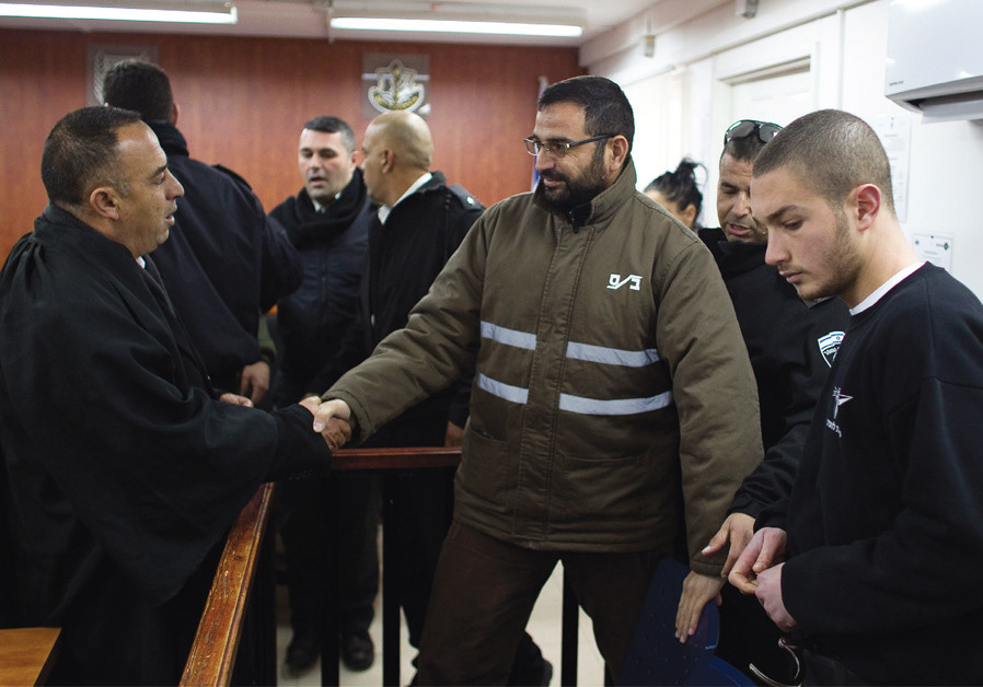 How Israeli, Palestinian protagonists live the conflict in military court