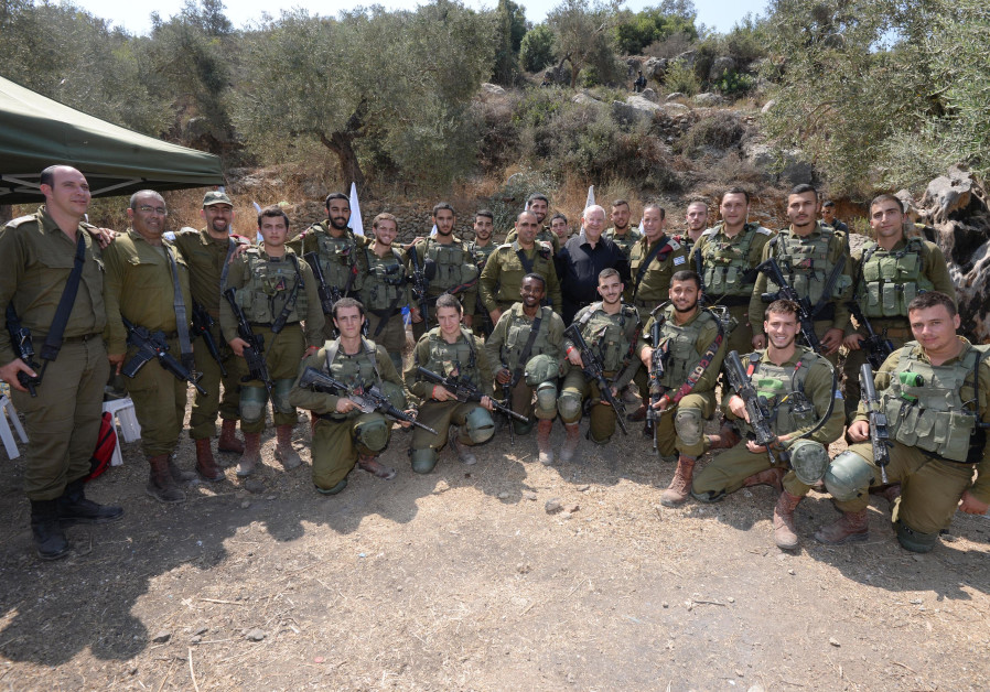 President Rivlin offers support to IDF in spot Rina Shnerb was killed