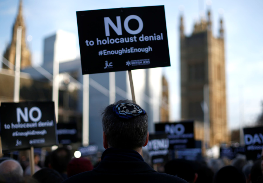 How non-Jews can help Jews feel safe amid antisemitism