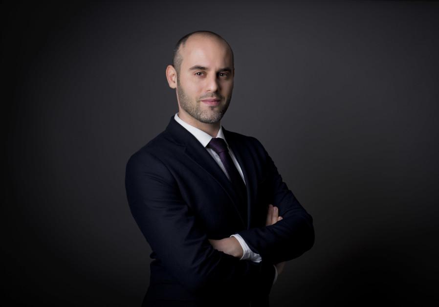 Ireland Israel Business managing director Mattan Lass (Courtesy)