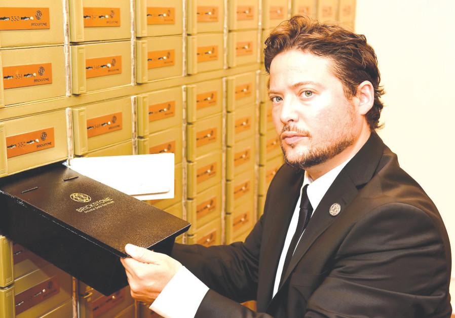 Brickstone funding passes goal for J'lem vault