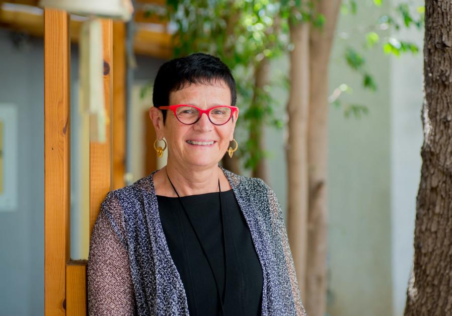 Enosh executive director Hilla Hadas