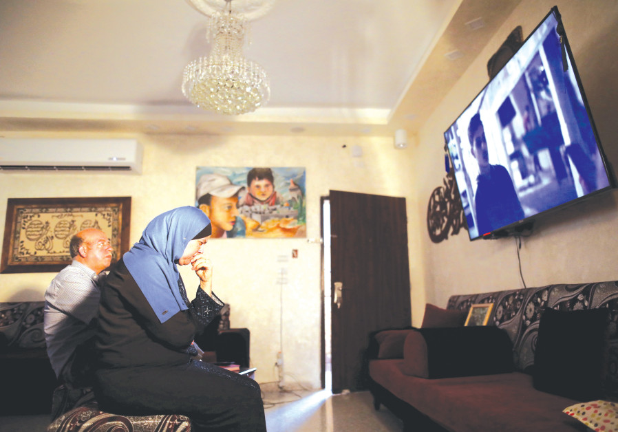 Hussein and Suha Abu Khdeir, whose son's murder is the subject of the HBO series 'Our Boys'