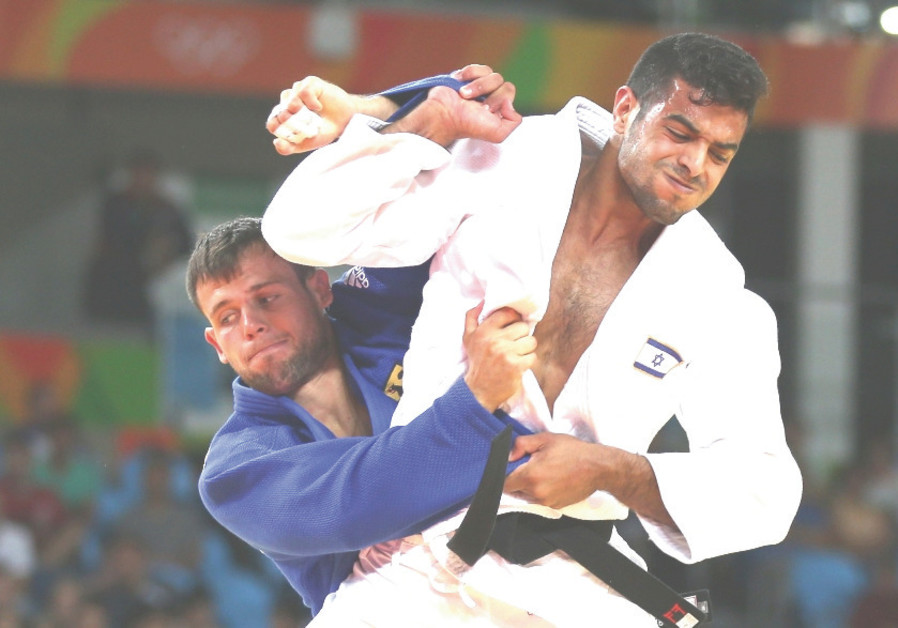 Ze'evi: Muki on path to becoming Israel's greatest judoka