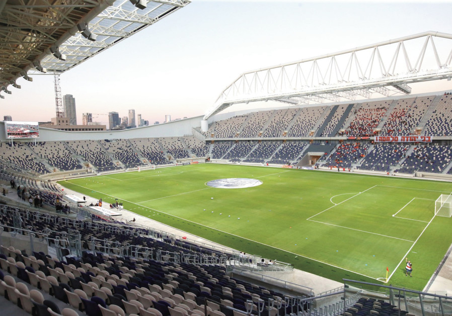 THE NEWLY renovated Bloomfield Stadium is now fully operational and the home to Tel Aviv's three top