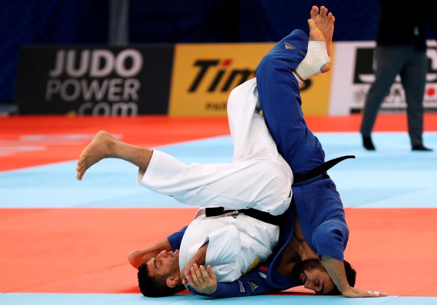 Iranian judoka seeks asylum after pressure to avoid facing Israeli
