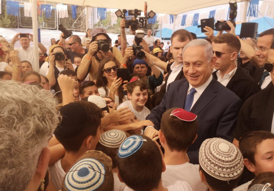 Netanyahu: Enemies who want to destroy Israel face destruction themselves