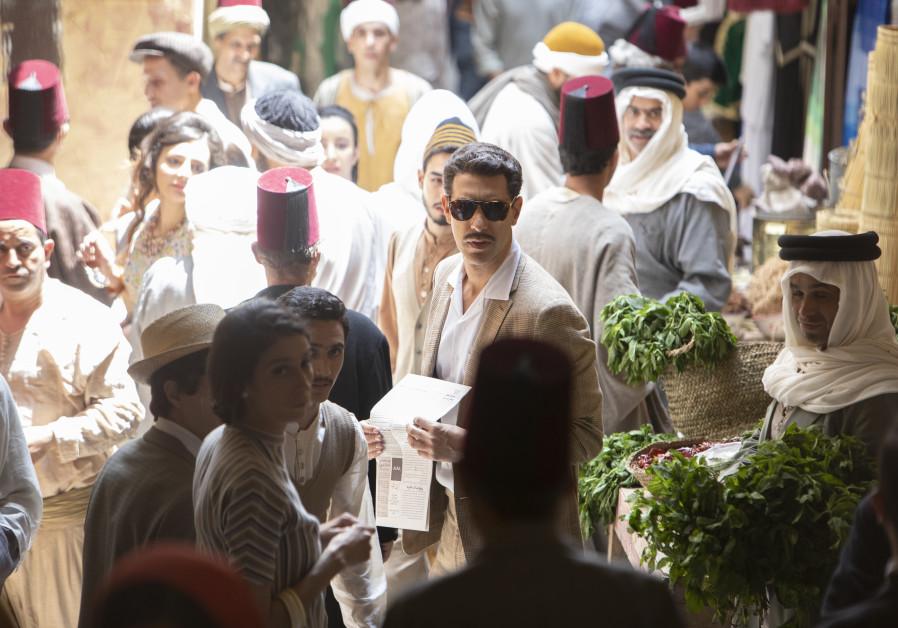 Sacha Baron Cohen triumphs as Eli Cohen in Netflix's The Spy